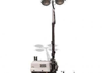 Torre de iluminação portátil